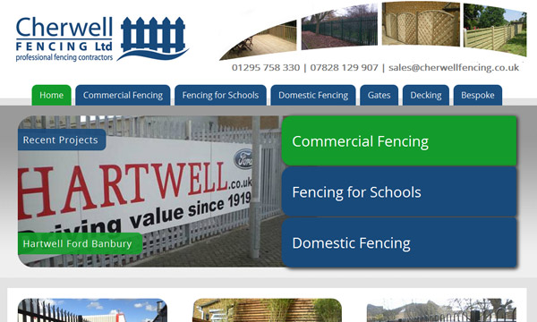 Cherwell Fencing